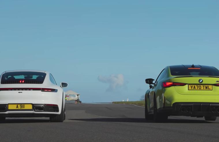 911 vs M4